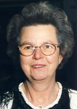 Portrait von Margot Lotz
