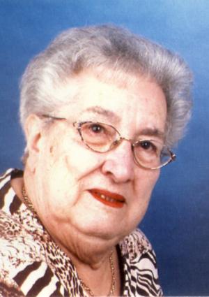 Portrait von Irmgard Bergmann