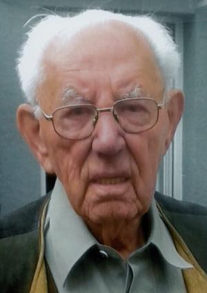 Portrait von Karl Bley