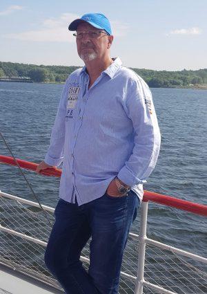 Portrait von Peter Bundschuh