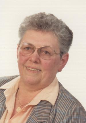 Portrait von Else Eckstein