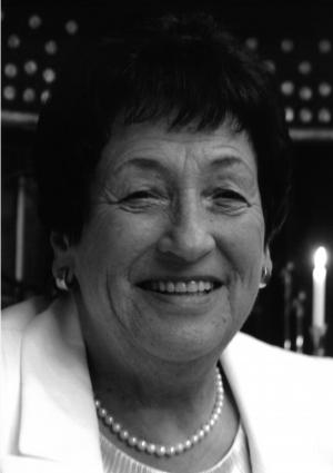Portrait von Theresia Graw