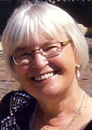 Portrait von Brigitte Heeg