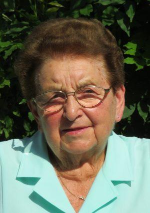 Portrait von Erna Herbert