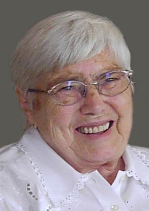 Portrait von Irene Hesse