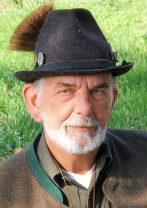Portrait von Erich Hussi