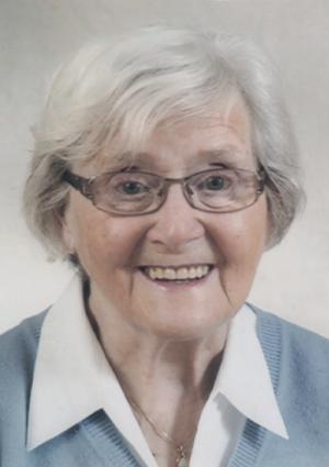 Portrait von Irmgard Huth