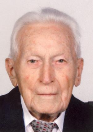 Portrait von Wilhelm Kaup