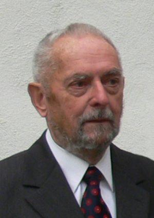 Portrait von Fritz Keimig