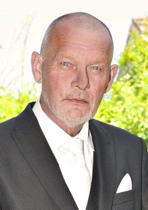 Portrait von Dieter Kistner