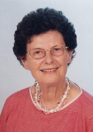Portrait von Hedwig Lindner
