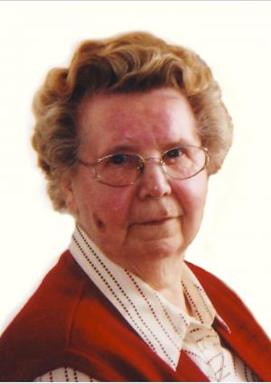 Portrait von Emmi Maiwald