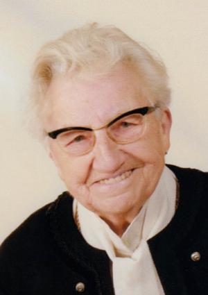 Portrait von Maria Noll