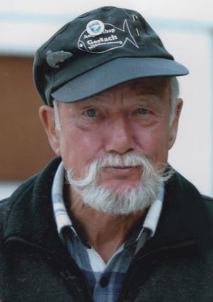 Portrait von Otto Nolting