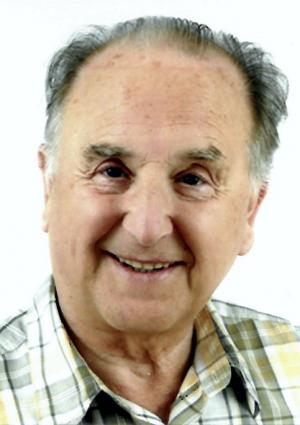 Portrait von Franz Perseke
