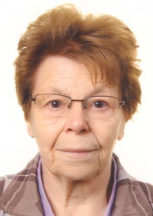 Portrait von Olga Pfarr