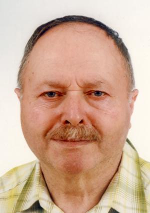 Portrait von Reinhold Rauch