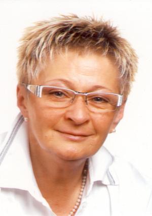 Portrait von Gabriele Sawinski