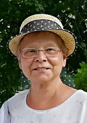 Portrait von Marga Schütter