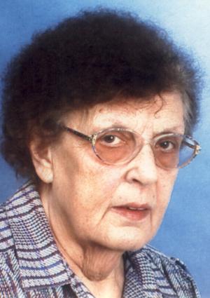 Portrait von Annemarie Schwartz