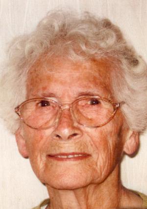 Portrait von Emma Schwenke