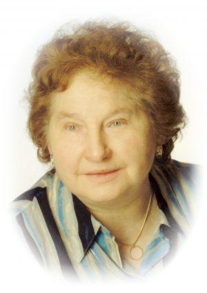 Portrait von Gertrud Simon