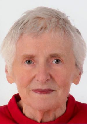 Portrait von Helma Spall