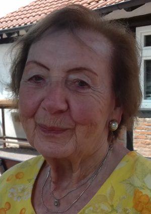 Portrait von Ruth Staliwe