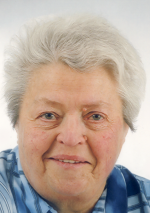 Portrait von Doris Stock