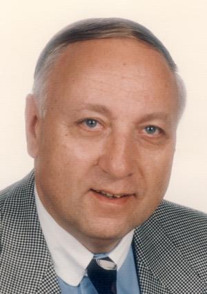 Portrait von Hans-Dieter Thoben