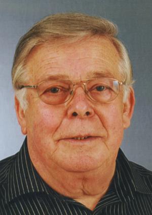 Portrait von Karl-Heinz Werner