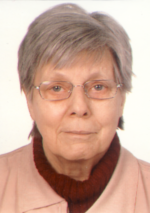 Portrait von Elvira Wieland