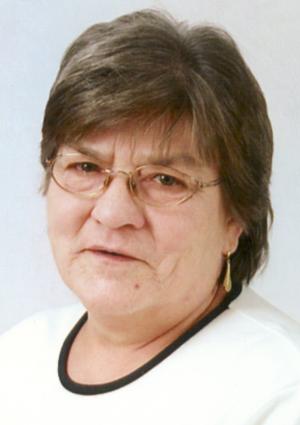 Portrait von Anni Wohlfahrt